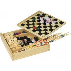 promotional 5 in 1 game set  IME-6163