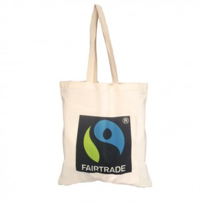 promotional 5oz fairtrade cotton shopper bags BAT-CAL2F