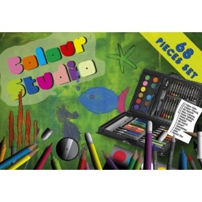 promotional 68pc art sets IME-2794