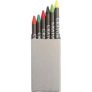 promotional 6pc crayon sets IME-2788