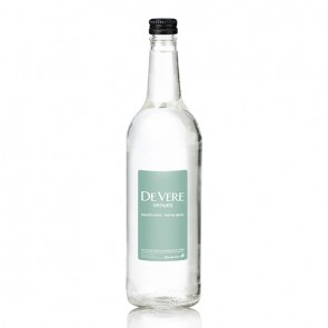 promotional 750ml glass bottled water CW-GBWL