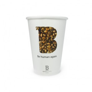 promotional 8oz paper cups   single walled AJP-CUP-08S