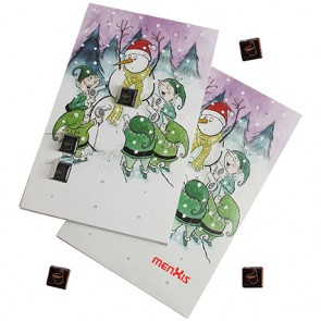 promotional a3 advent calendars IMC-C-0203