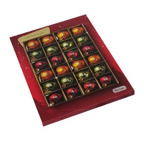 promotional a4 advent calendars IMC-C-0202