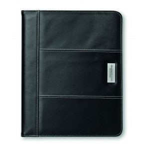 promotional a4 bonded leather portfolios MOB-MO7163