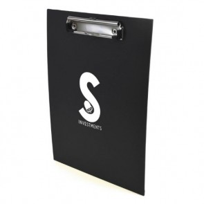 promotional a4 bristol clipboards BHQ-QS0295