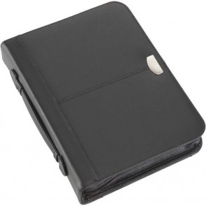 promotional attenborough a4 leather folder sets  IME-8615