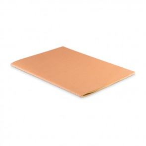 promotional a4 notebook in cardboard cover mo9866 13 MOB-MO9866