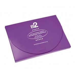 promotional a4 pp document folders SEU-DE1511
