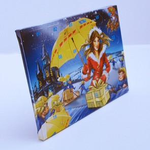 promotional a5 advent calendars IMC-C-0201