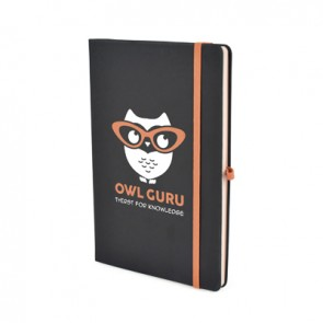 promotional a5 black notebooks BHQ-QS0765