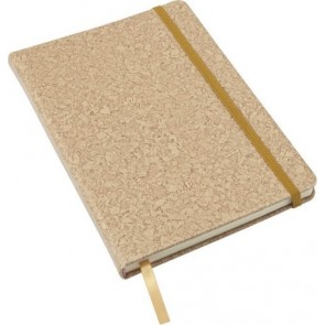 promotional a5 cork effect notebooks IME-7257