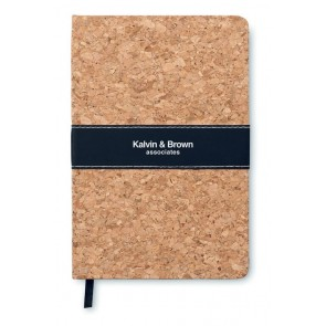 promotional a5 cork notebooks  MOB-MO8706