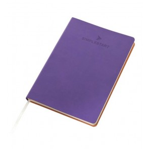 promotional a5 liberty soft feel notebooks  SEU-PA1619