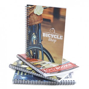 promotional a5 lux notebooks BHQ-QS1005