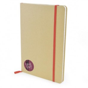 promotional a5 natural notebooks  BHQ-QS0545