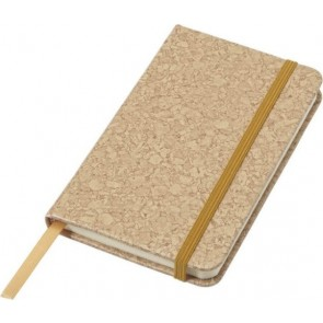 promotional a6 cork effect notebooks  IME-7256