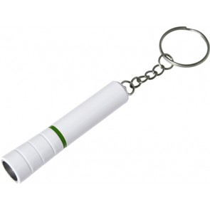 promotional abs keyrings with led lights IME-7733