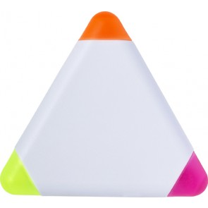 promotional abs triangular highlighter IME-8672
