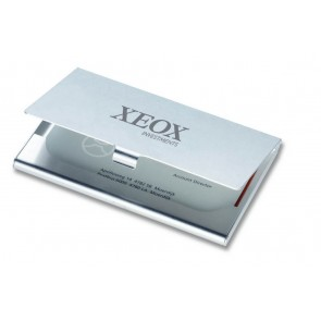 promotional aluminium business card holders MOB-KC2225