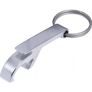promotional aluminium key chain with bottle opener and can opener IME-8838