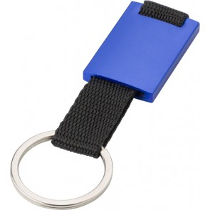 promotional aluminium key holder IME-8845