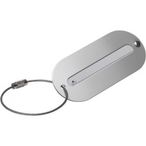 promotional aluminium luggage tag  IME-3129