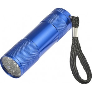 promotional aluminium metallic led torch IME-8568