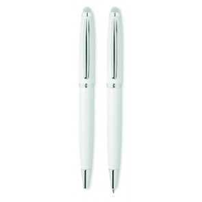 promotional aluminium pen and pencil sets  MOB-MO8758