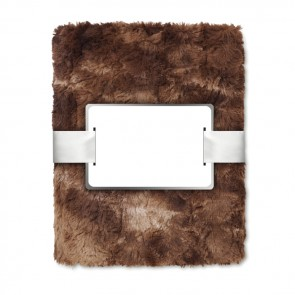 promotional andermatt fake fur blankets MOB-MO9362
