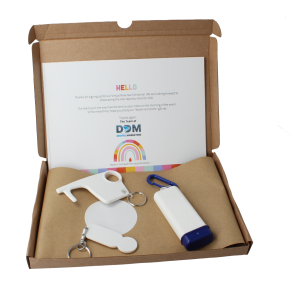 promotional antimicrobial gift set CXP - Antimicrobial