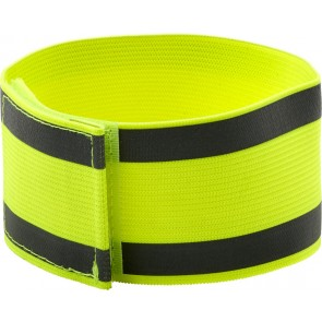 promotional arm band with reflective stripes IME-8288