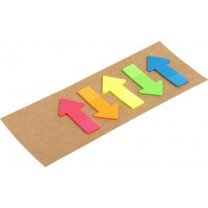 promotional arrow sticky notes IME-8172