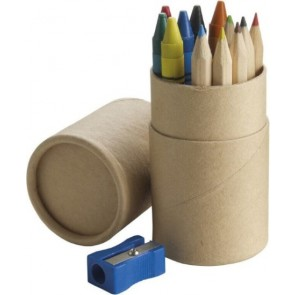 promotional art set and sharpener  IME-2785