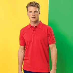 promotional asquith & fox men's polo shirts RAL-AQ010