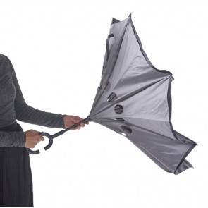 promotional automatic reversible umbrellas IME-8012