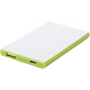promotional avondale abs powerbanks (2000 mah) IME-7094