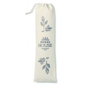 promotional baguette cotton bags  MOB-MO8989