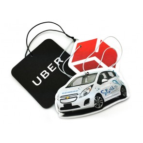 promotional car air freshener PMT-UCA1092