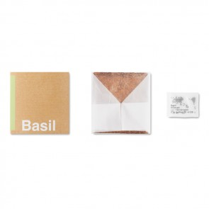 "promotional basil compost with seeds ""basil"" MOB-MO9545"