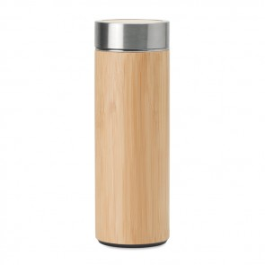 promotional batumi double wall bamboo bottles MOB-MO9421