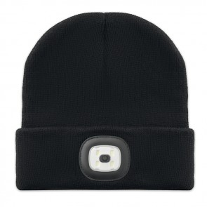 promotional beanie with lights MOB-MO9417