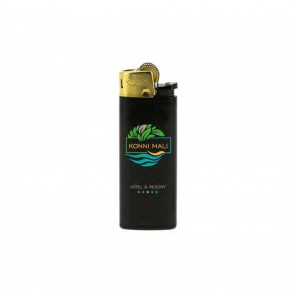 promotional bic j25 gold hood lighters BIC-2430