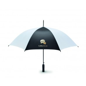 promotional bicolour storm umbrellas  MOB-MO8778