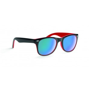 promotional bicolour sunglasses MOB-MO9034