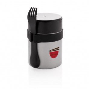 promotional bogota food flask with ceramic coating XIN-P432.971