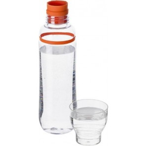 promotional bottles with drinking cups  IME-7288