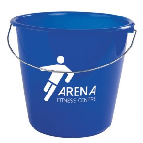 promotional buckets with handles  SEU-HP8391