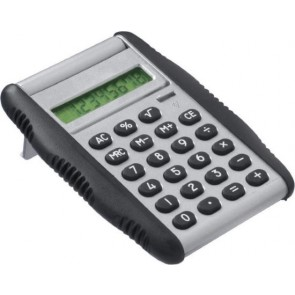 promotional calculator with rubber sides IME-4488