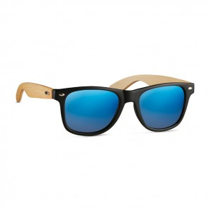 promotional california touch sunglasses with bamboo arms MOB-MO9617